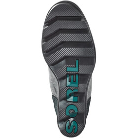 Sorel W's Joan Of Arctic Wedge II Shearling Lux Boots Black
